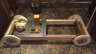 Electric Vehicle Science Olympiad 2015 - Building and Competition