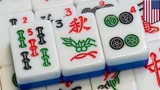 Mahjong banned: Florida cops shut down game for grannies, citing gambling - TomoNews