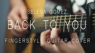This is my fingerstyle guitar cover of back to you by selena gomez tabs:https://www.dropbox.com/s/1ol686tmn0xj8al/selena%20gomez%20back%20to%20you.pdf?dl=0 g...