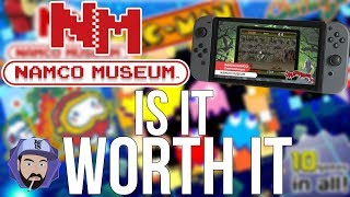 Namco Museum for Nintendo Switch Review - Is It Worth It? | RGT 85
