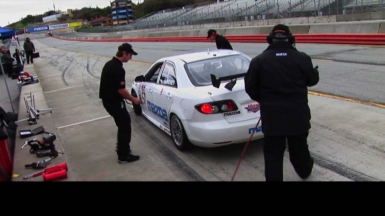 Mazda 6 Racing Team Promo Film Youtube