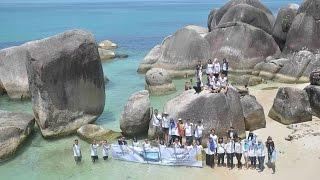 Wisata Pulau Belitung | Mandiri DPLK | Bersama Jemari Tiga Sinergi | Event Organizer Jakarta