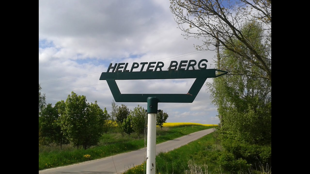 Berg In helpter berg höchster berg in mecklenburg vorpommern 16 gipfel 4