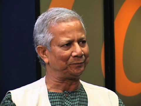 Muhammad Yunus: Lifting People Worldwide out of Poverty - Full Interview