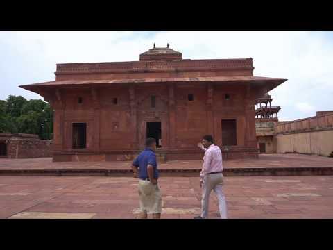 Fatehpur sikri , Agra,  Tour | Hindi