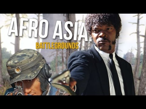 AFRO ASIANS - Battlegrounds