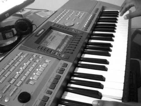 ETHIOPIAN MUSIC ZEFEN yamaha psr 1500  ENGENAGNALEN INSTRUMENTAL