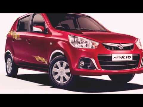 Maruti Suzuki Alto K10 Latest Model With Best Price Youtube
