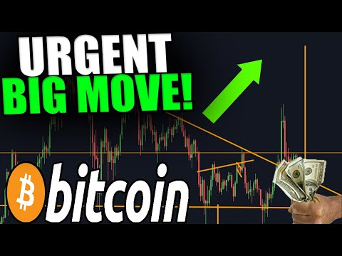 BIG MOVE ON BITCOIN AND ETHEREUM IMMINENT! [ Next 4-18 Hours…]