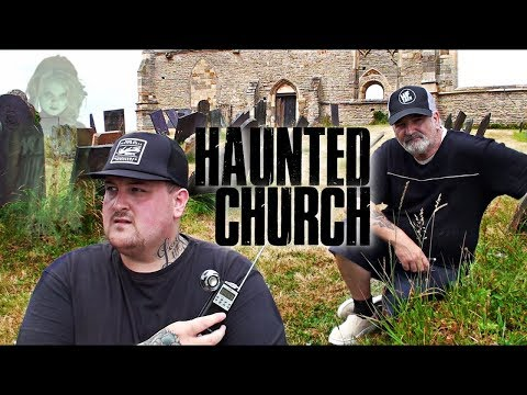 HAUNTED CHURCH | Hear THEM Speak AMAZING Ghost Box Session