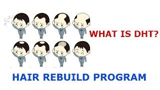 What is DHT? Root Hair Loss Cause - Rebuild Hair Program Review