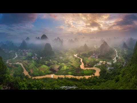 Photographing Guilin China - Tips for photographing Iconic C