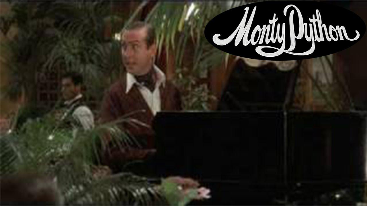 Monty python penis song warm
