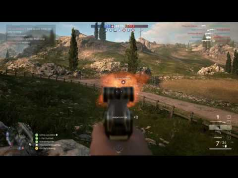 BEST SNIPER IN BATTLEFIELD 1! BF1 Multiplayer Gameplay! The Best Scout Weapon SMLE MKIII PC