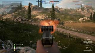 best sniper in battlefield 1 bf1 multiplayer gameplay the best scout weapon smle mkiii pc