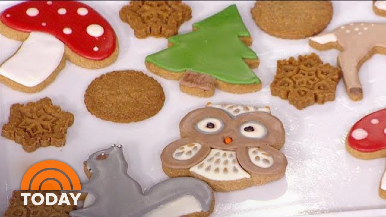 The Property Brothers Learn How To Make Yummy Holiday Spice Cookies   TODAY