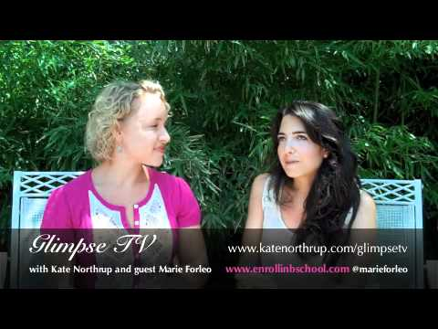 Glimpse TV with Marie Forleo: Why having more sex increases your business success Part 3.m4v