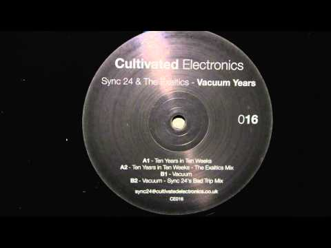 Sync 24 & The Exaltics - Ten Years In Ten Weeks (The Exaltics Mix)