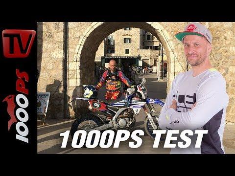 Enduro Kroatien - 1000PS beim KRKA Enduro Raid
