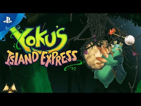 Yoku's Island Express - Helping the Islanders | PS4