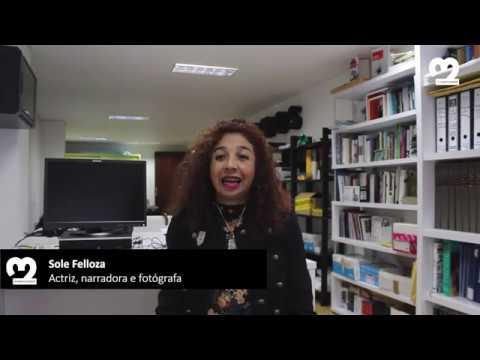 Conversa sobre O Diario Galego con Sole Felloza