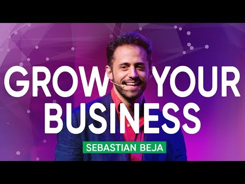 How To Grow Your Business Without Spending Money On Advertising | Sebastian Beja