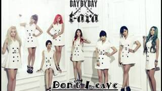 Video 31. T-ARA - Don't Leave (Versi Bahasa Indonesia - Bmen) download MP3, 3GP, MP4, WEBM, AVI, FLV Maret 2018