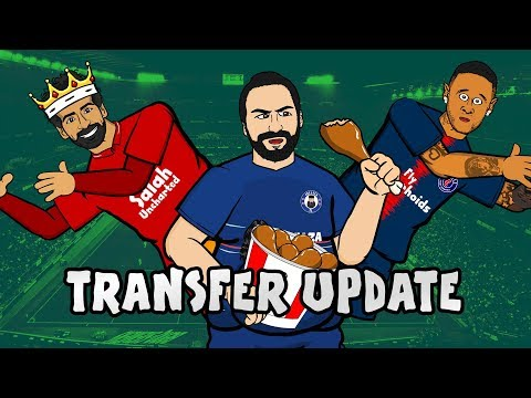 442oons Transfer Special ► Neymar REJECTS Real Madrid and SUES Mo Salah for diving!