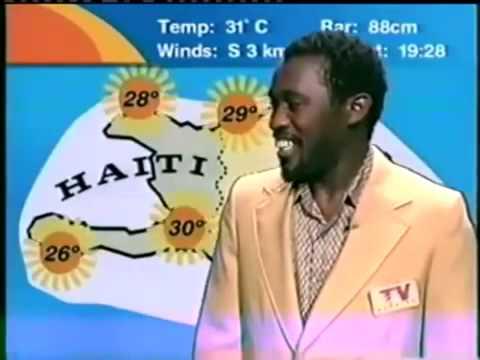 haiti weather
