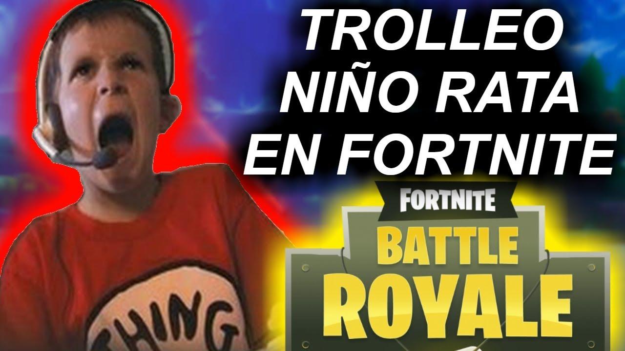 Ninos Se Enojan Jugando Fortnite Conmigo Carlos Te Gameplays