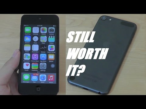 iPod Touch 5th Gen - Still Worth It In 2016?! REVIEW: