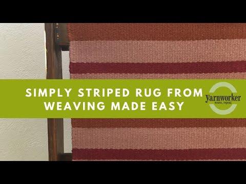 Simply Striped Rug