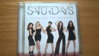 Mi colección... The Saturdays (unboxing)
