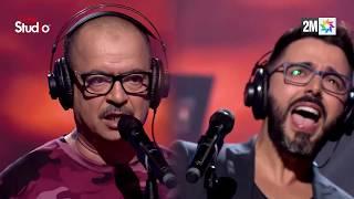 Coke Studio Maroc : أنا مليت - فيصل و أحمد شوقي