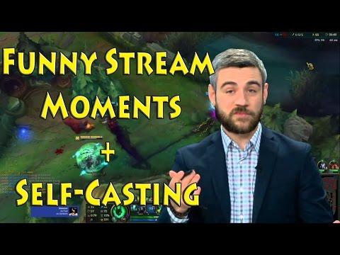 Rivington - Funny Stream Moments + Self-Casting