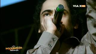Damian Marley - Welcome To Jamrock - Maquinaria Festival Chile 2011 (HD).mp4