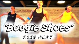 Cardio Dance - 'Boogie Shoes (Glee Cast Version)' - Melissa Ray Fitness