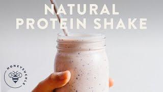 Natural Protein Shake - Honeysuckle