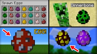 minecraft 20 things you didn t know about spawn eggs