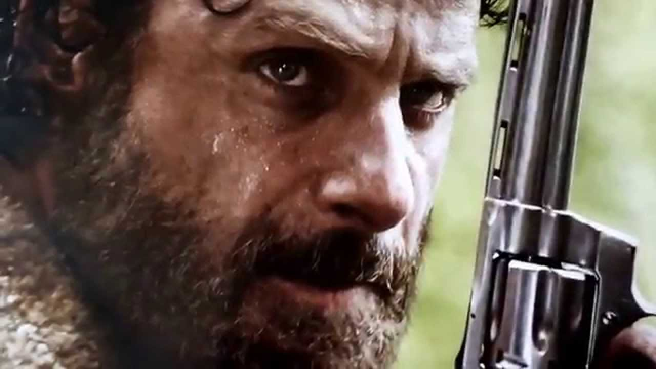 coral rick grimes youtube