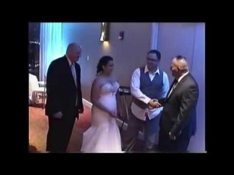 Boston MA/New England Wedding DJs Shawn Sanga & Steve Spinelli At The Hyatt Regency (7-22-16)