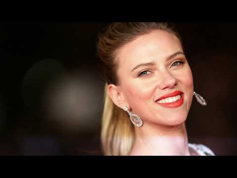 Actress Scarlett Johansson Hot And Cute Moments