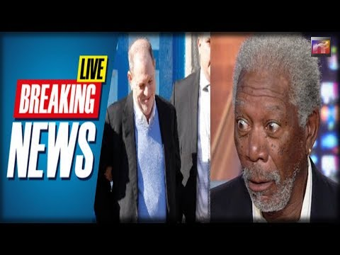 UH-OH! Trump-Hater Morgan Freeman is Going Down in FLAMES after SICK SECRETS Uncovered