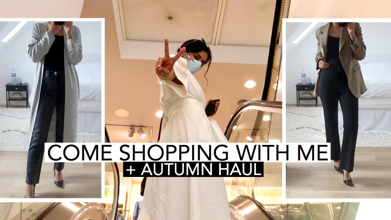 Autumn Haul & Try on   & OTHER STORIES, MANGO   Vlog