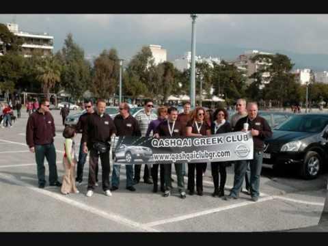 QASHQAI GREEK CLUB 2008
