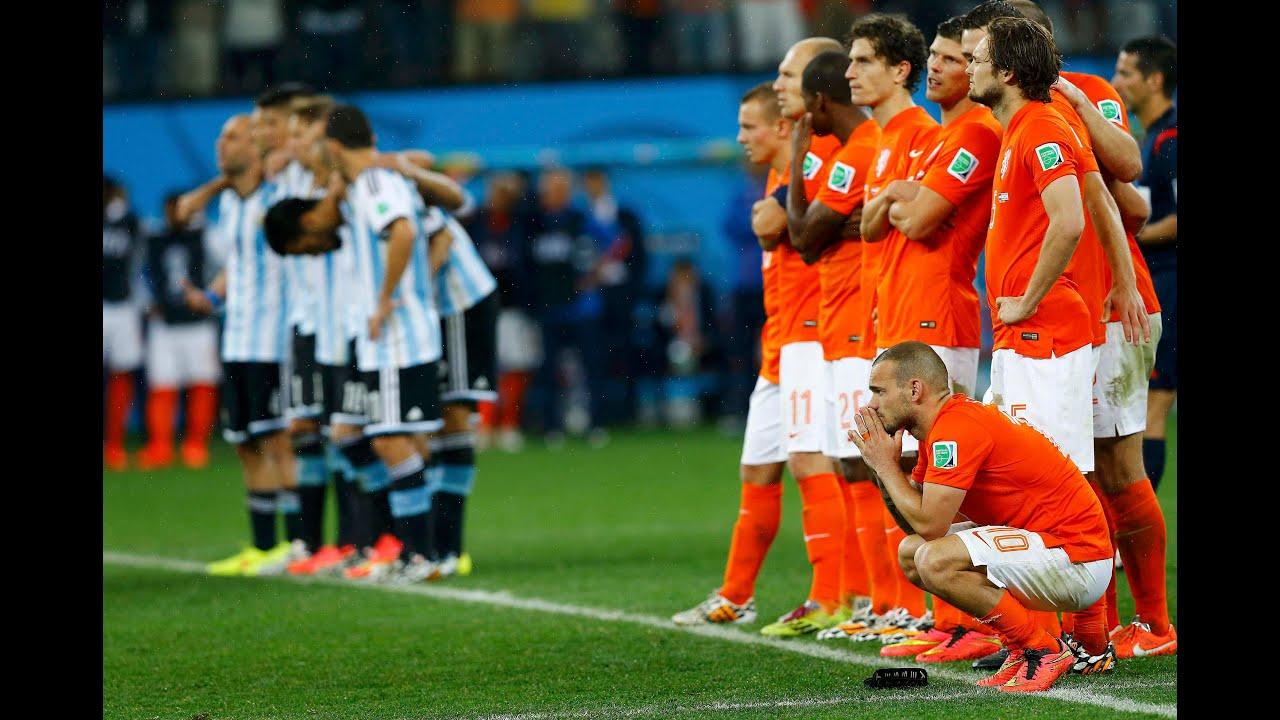 Argentina - Netherlands [Penalty shootout][World Cup Se... | Doovi