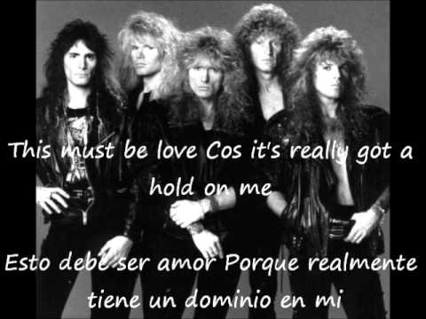 Whitesnake - is this love lyrics traduccion