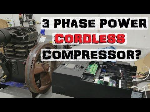 Return of Dewclaw! | Battery Air Compressor