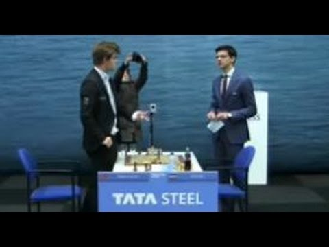 SPECIAL EDITION Carlsen Misses a Checkmate Chance vs Giri in a123 Move Game Tata Chess 2017