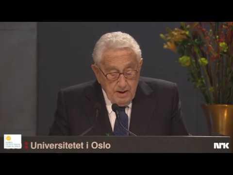 Henry Kissinger: National Interest